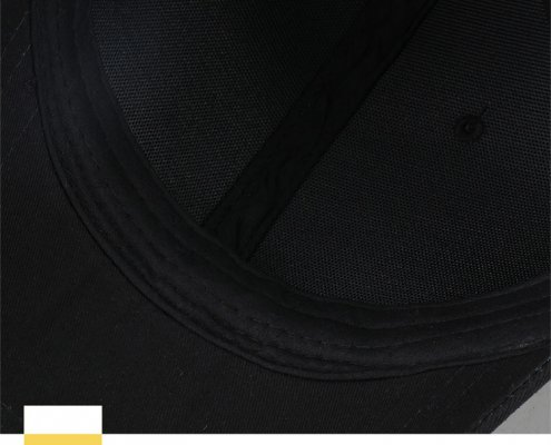baseball cap with plastic face shield