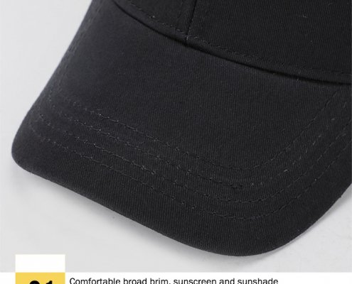 baseball hat with face shield