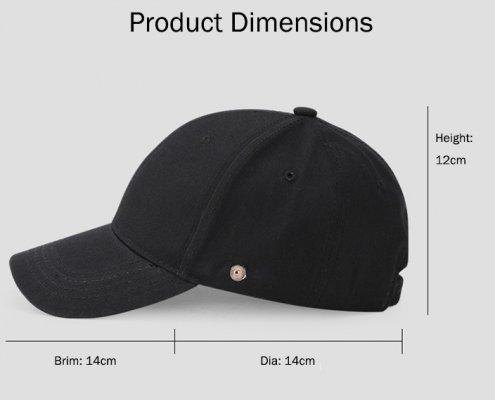 baseball cap and face shield