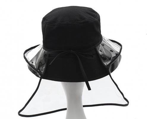 clear face shield for bucket hat