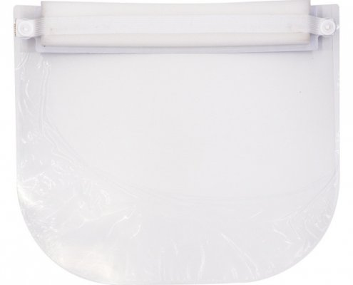 clear face shield PPE face shield