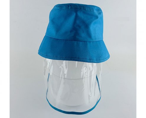 bucket hat with face shield for kids 14567169849 1494955684